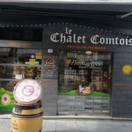 Le Chalet Comtois – Dijon