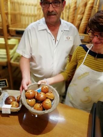 Laurent Charbonnier, boulanger © Gourmets&co