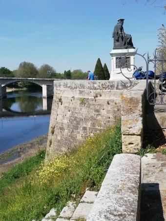 Rabelais et la Vienne