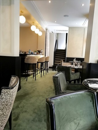 Salle bistrot © Gourmets&co .