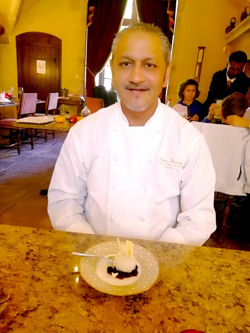 Franco Bowanee, le chef © Gourmets&co
