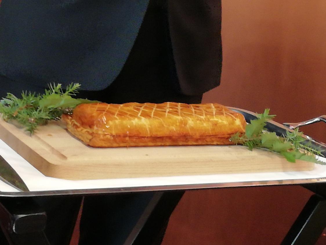 La Tourte du V © Gourmets&co .