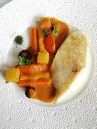 Saint Pierre, carottes Gourmets&co