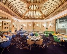 Restaurant Le « V » – Hôtel Vernet
