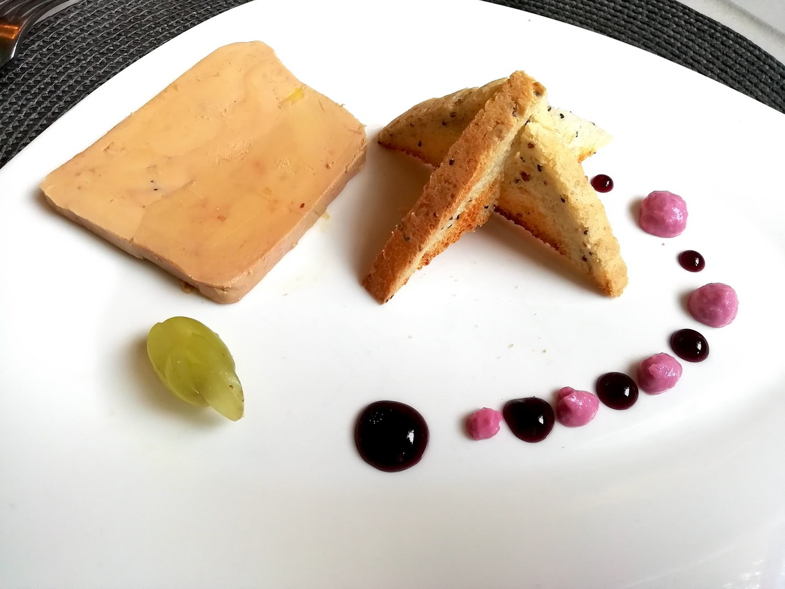 terrine de foie gras © Gourmets&co .