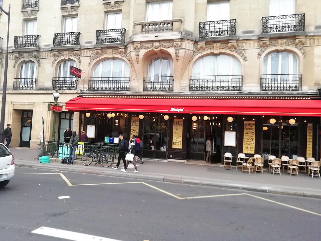 Batifol Gare de l'Est © Gourmets&co