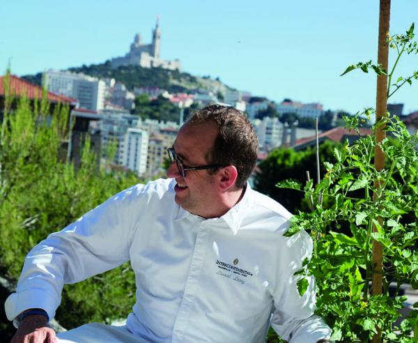 Le chef lionel Lévy