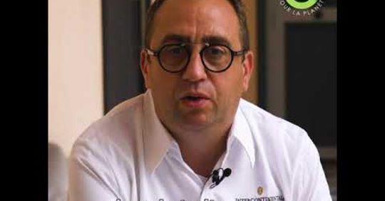 Lionel Lévy, le chef