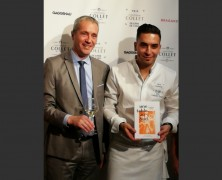 Champagnes Collet – Le Livre de Chef – Ludovic Turac « Une table, au Sud »
