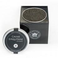Noël au caviar… d'Aquitaine, bien sûr