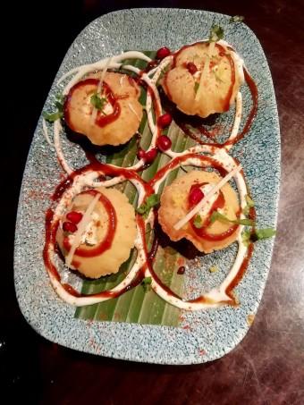 Dahi Puri © Gourmets&co.