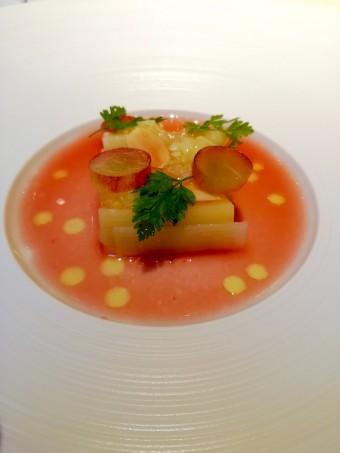 Poireaux vinaigrette © Gourmets&co