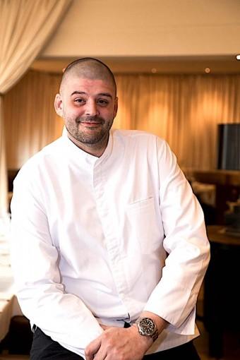 Le chef Emile Cotte