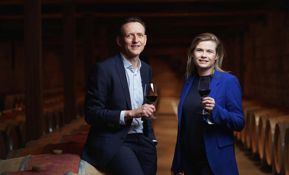 Vincent Montigaud & Martine Treppoz