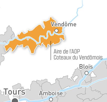 coteaux-du-vendomois-carte