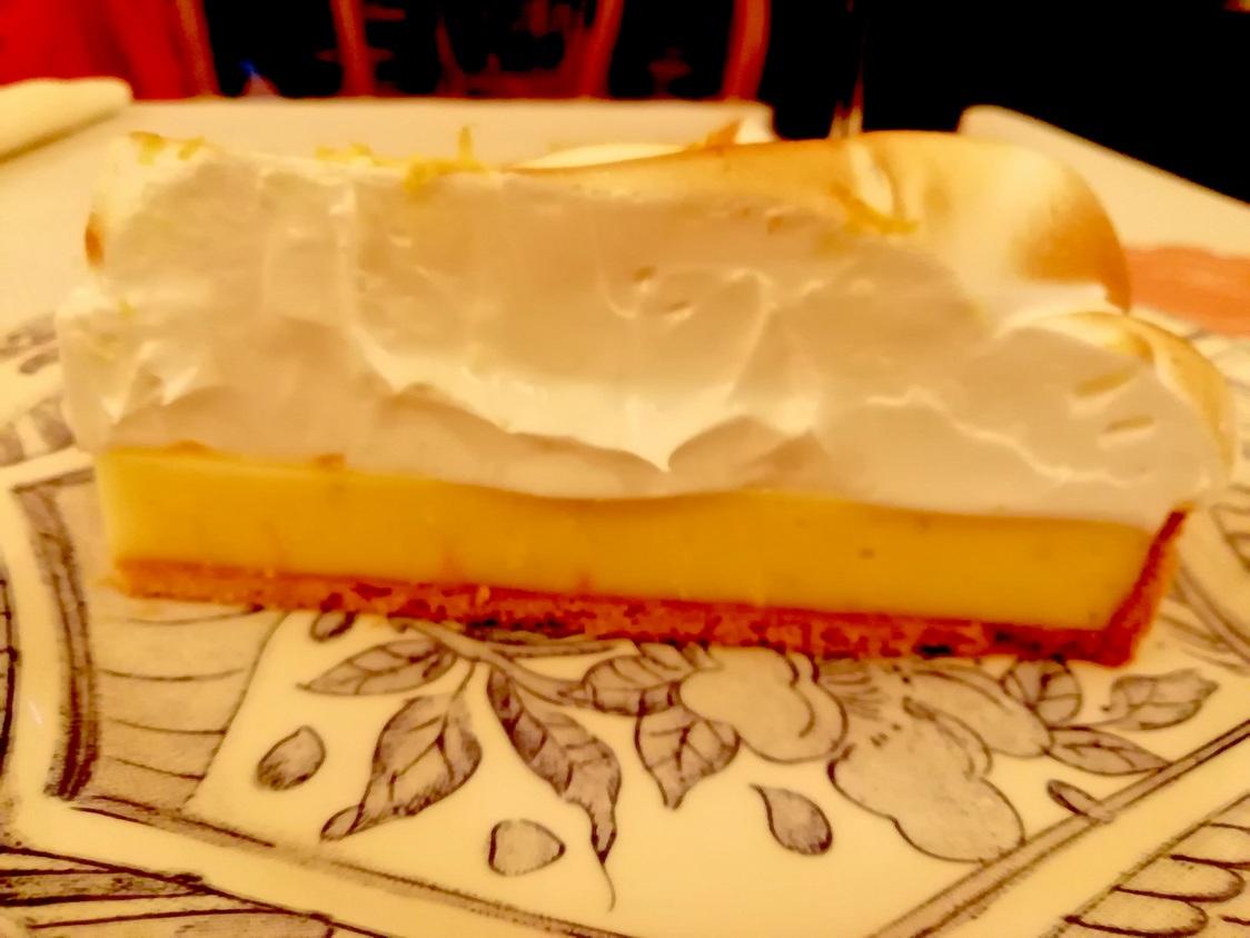 tarte citron meringuée © Gourmets&co .