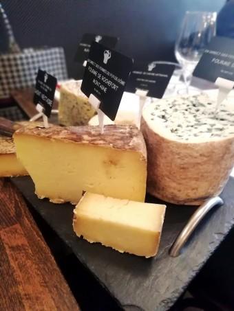 Plateau de fromages ©Gourmets&co