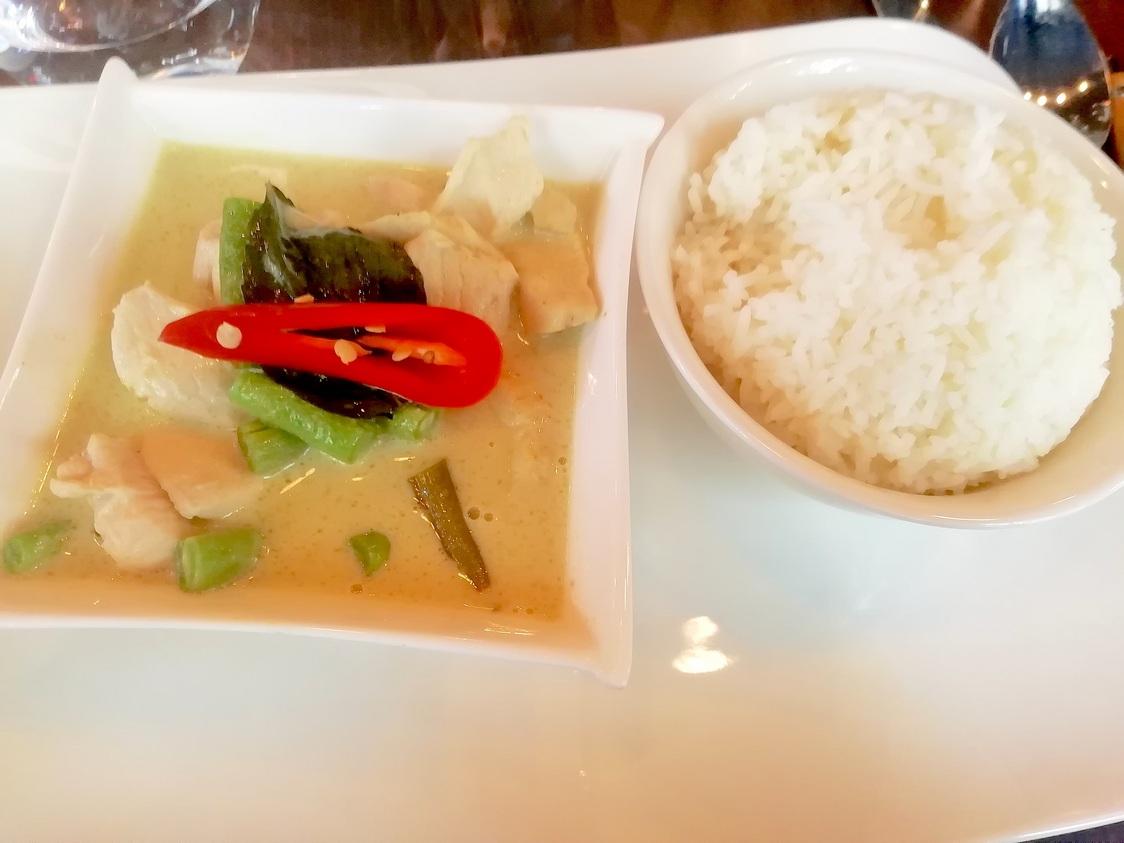 Soupe épicée aux crevettes © Gourmets&co