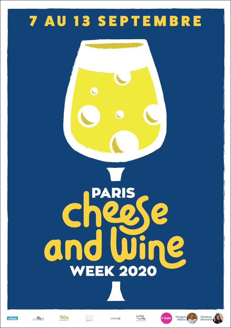 paris cheese and wine