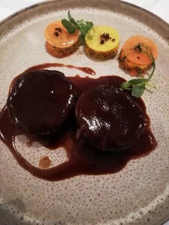 Joue de bœuf façon daube provençale © Gourmets&co