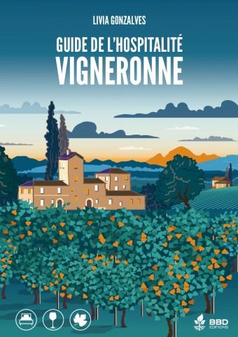 Guide de l'hospitalité vigneronne - affiche