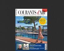 Courants d'Air – Le nouveau magazine de l'évasion et de l'art de vivre