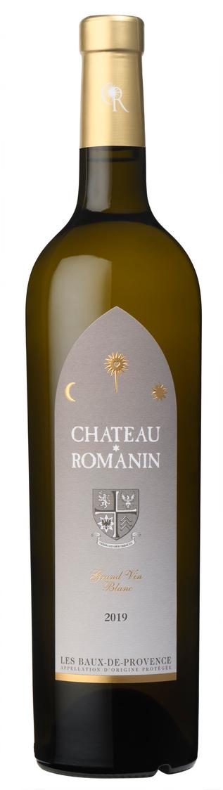 Château Romanin Grand Vin Blanc 2019 - 75cl-1