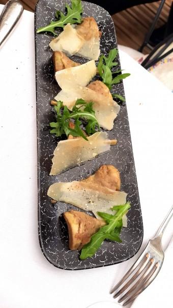 Artichauts aج la romaine © Gourmets&co