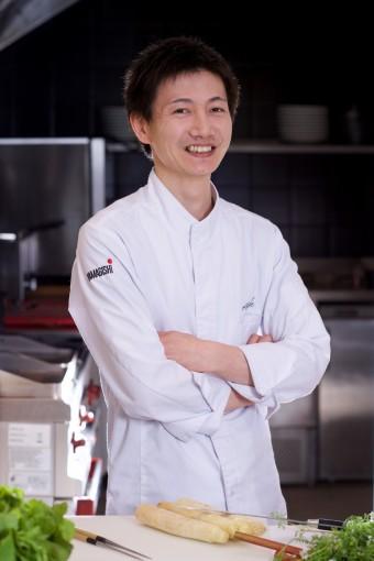 Chef Keisuke Yamagishi