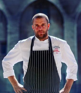 Chef Florent Pieětravalle