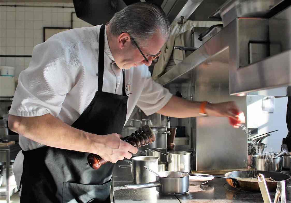 Chef en cuisine - copie