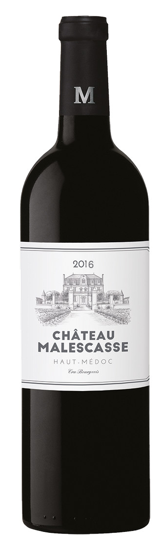 Haut-Médoc Cru Bourgeois Château Malescasse rouge 2016