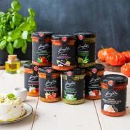 Nouvelles sauces Italiennes 'bonnes comme la bas'