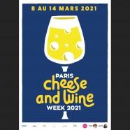 Le Paris Cheese & Wine Week revient… enfin !