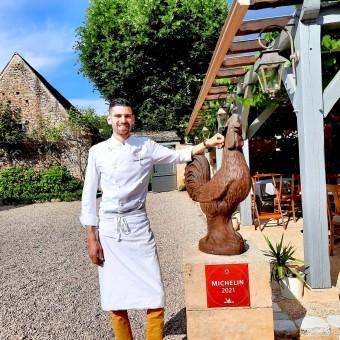 Chef Adrien Soro © Patrick Faus.