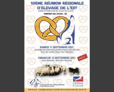 10ème réunion régionale d'élevage de l'est