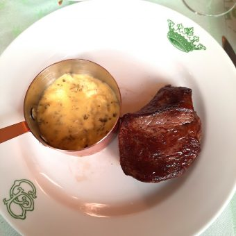 Chateaubriand béarnaise © Patrick Faus