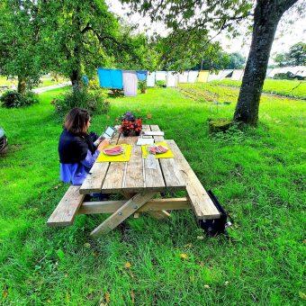 Déjeuner sur l'herbe © Patrick Faus