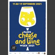Cheese & Wine Week 2021 – Paris